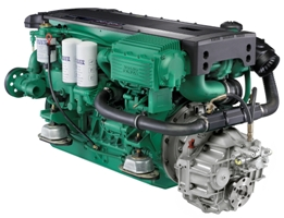 D6-330 ENGINE WITH HS80AE GEARBOX