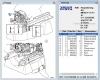 VOLVO PENTA ENGINE SAILDRIVE REPOWER KIT (22410368