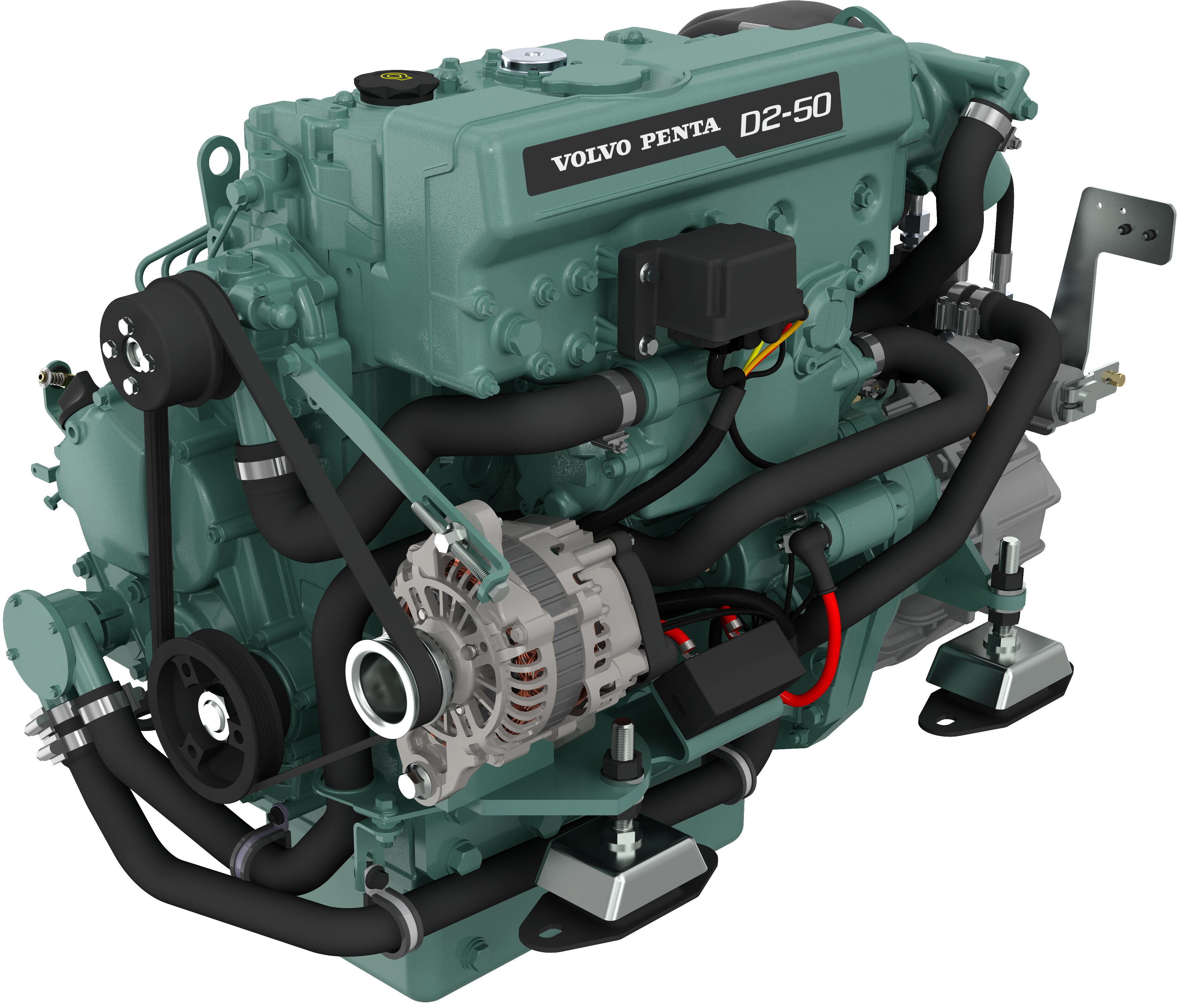 D2-50 With HS25A Gearbox