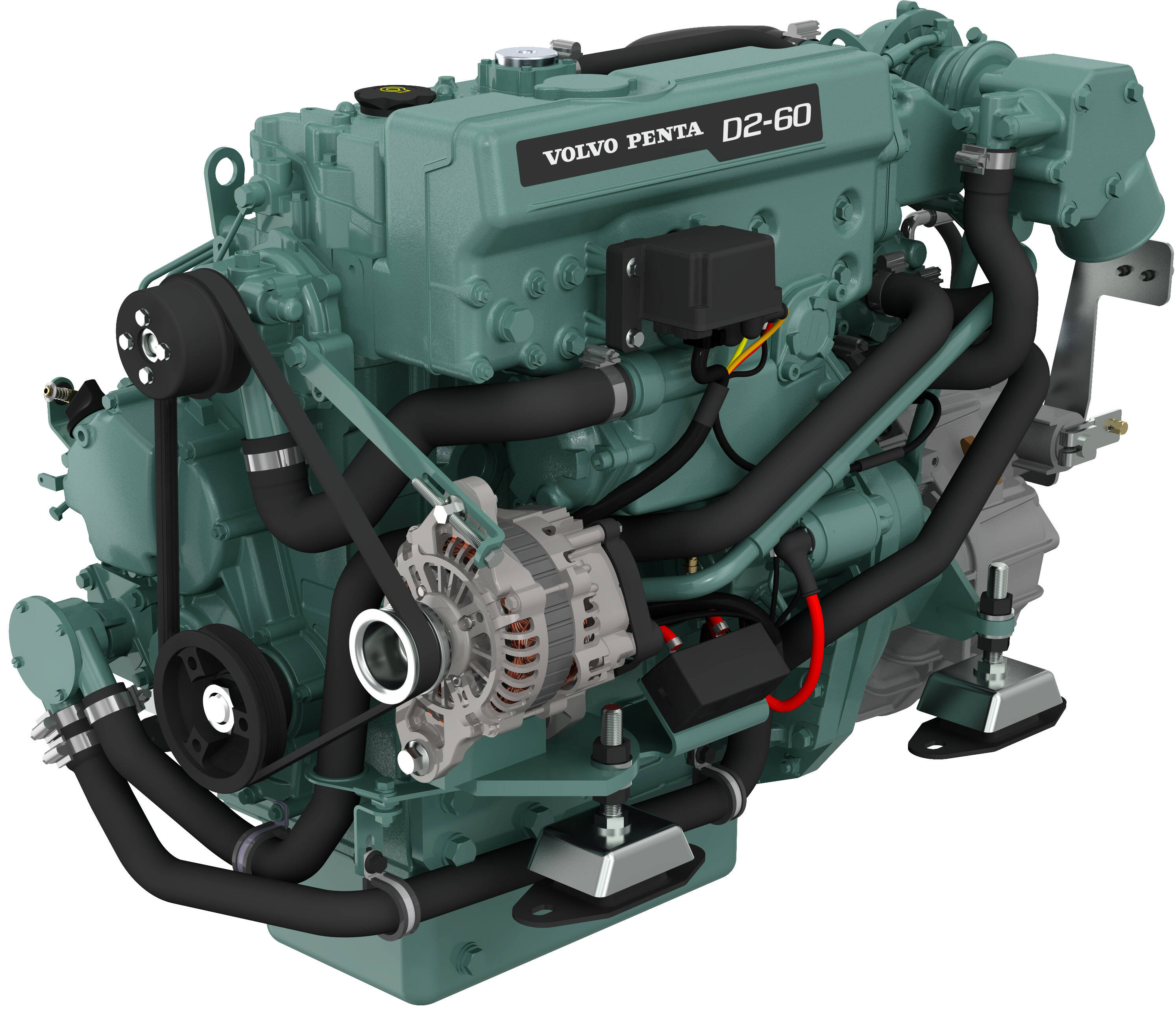 D2-60 With HS25A Gearbox